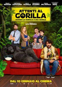 Attenti al gorilla - locandina