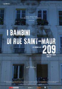 I bambini di Rue Saint-Maur 209 - locandina