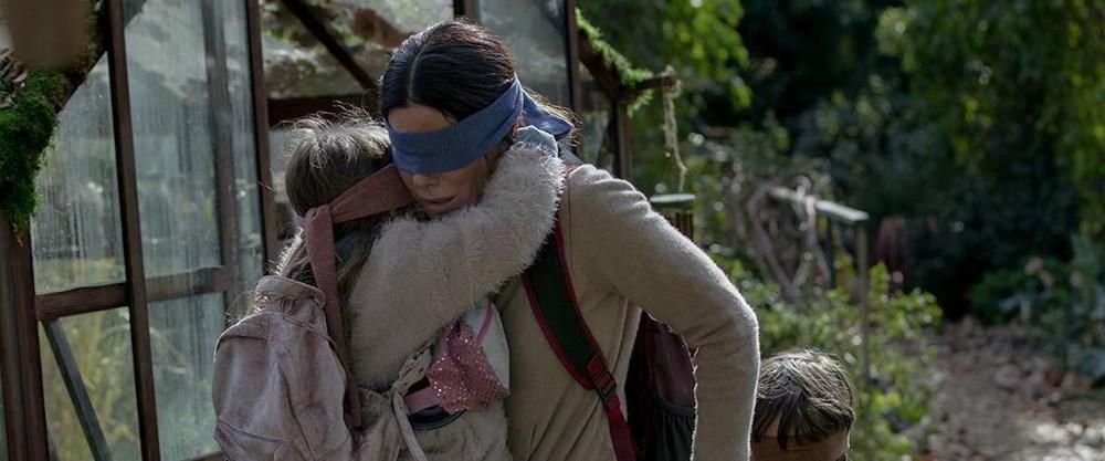 Bird Box - Sandra Bullock è la cinica Malorie Hayes