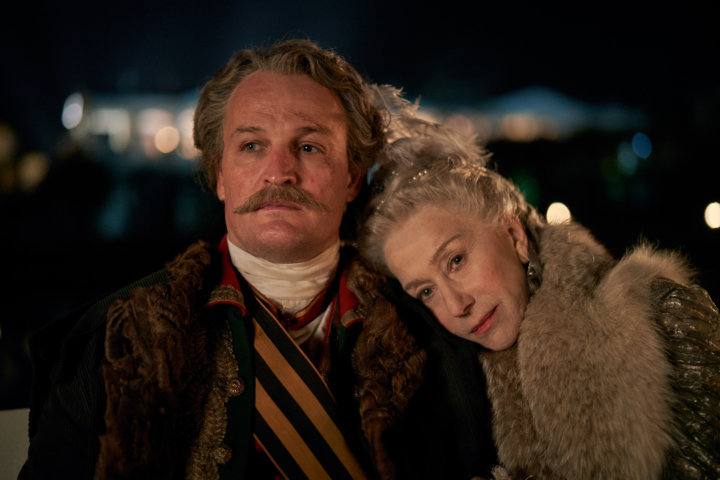Catherine the Great - Jason Clarke ed Helen Mirren