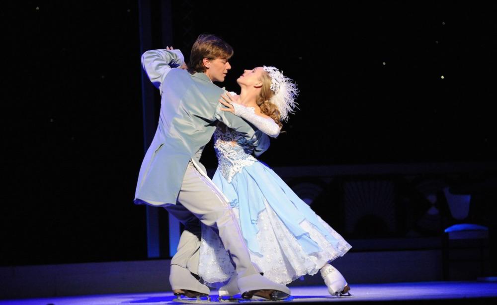Cenerentola On Ice - Cenerentola balla con il bel figlio di Lord Mayor