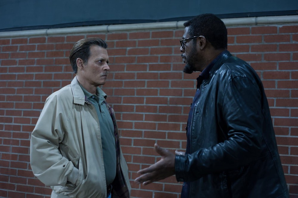 City of Lies - Johnny Depp e Forest Whitaker