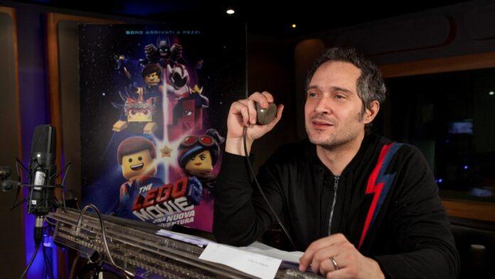Claudio Santamaria - The Lego Movie 2 - 21 Febbraio (1)