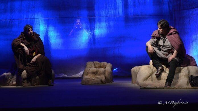 Come Cristo comanda - Michele La Ginestra e Massimo Wertmüller