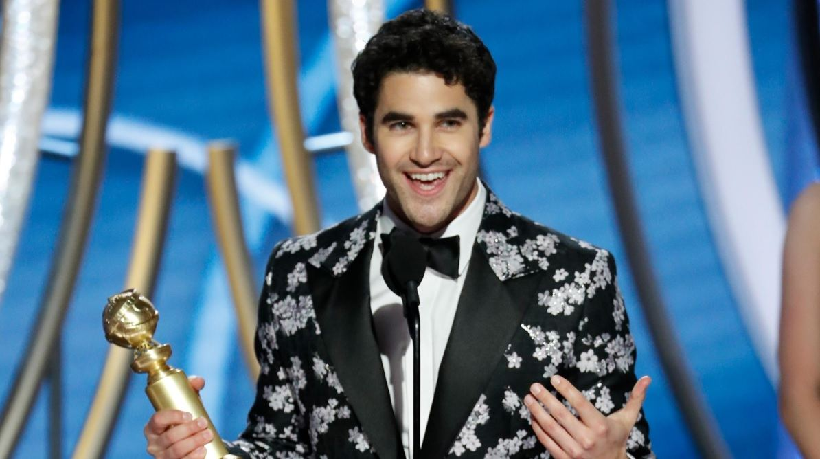 Darren Criss - Golden Globe 2019