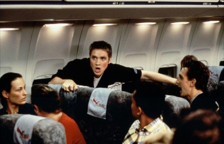 Final Destination - una scena del primo film che ha dato vita alla saga