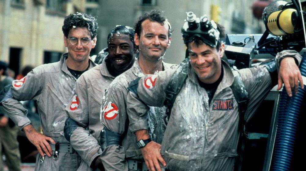 Ghostbusters - I protagonisti dei primi 2 film