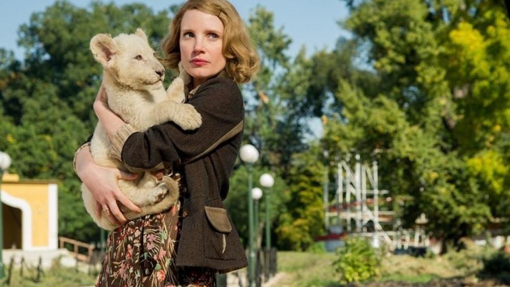 Giornata della Memoria - La Signora dello Zoo di Varsavia