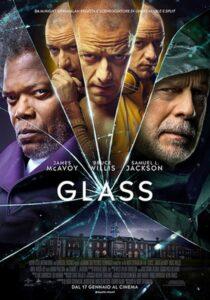 Glass - locandina