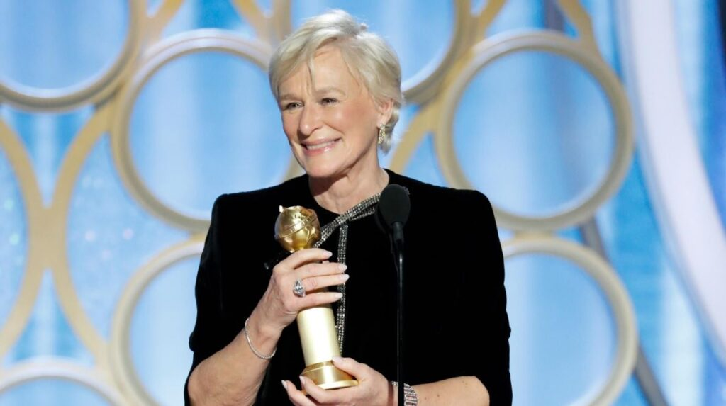 Glenn Close - Golden Globe 2019