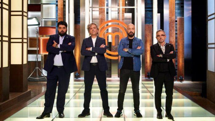 I giudici di Masterchef Italia - Credit SKY (2)
