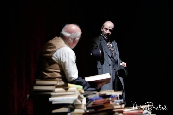 Il fu Mattia Pascal - Teatro Marconi