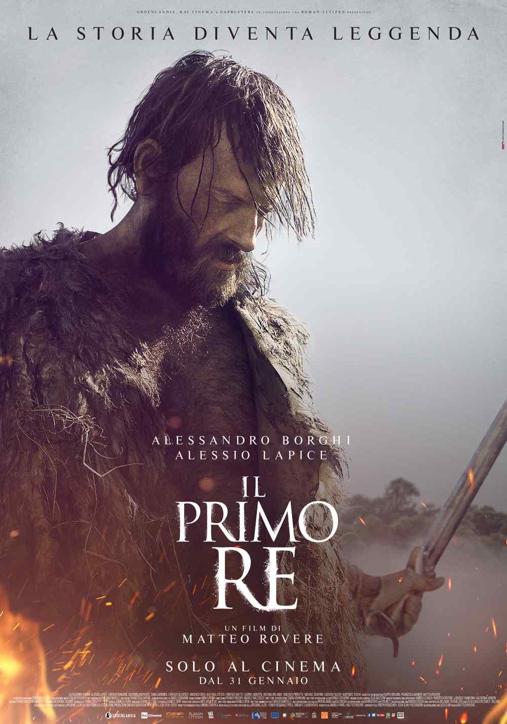 Il primo Re - poster