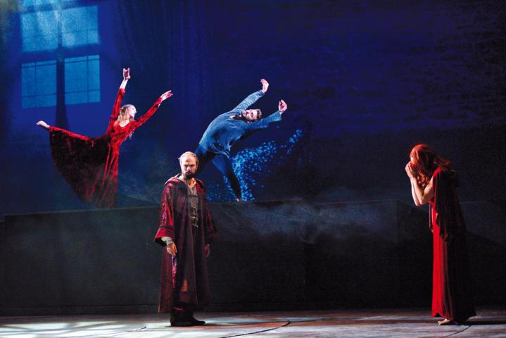 La Divina Commedia Opera Musical - Paolo e Francesca