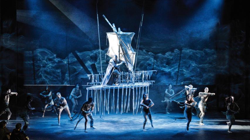 La Divina Commedia Opera Musical - Ulisse