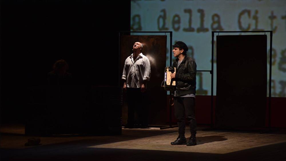 La fisarmonica verde in scena sabato 26 e domenica 27 gennaio al Teatro Torlonia