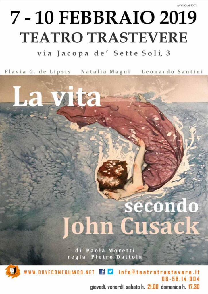 La vita secondo John Cusack - Locandina