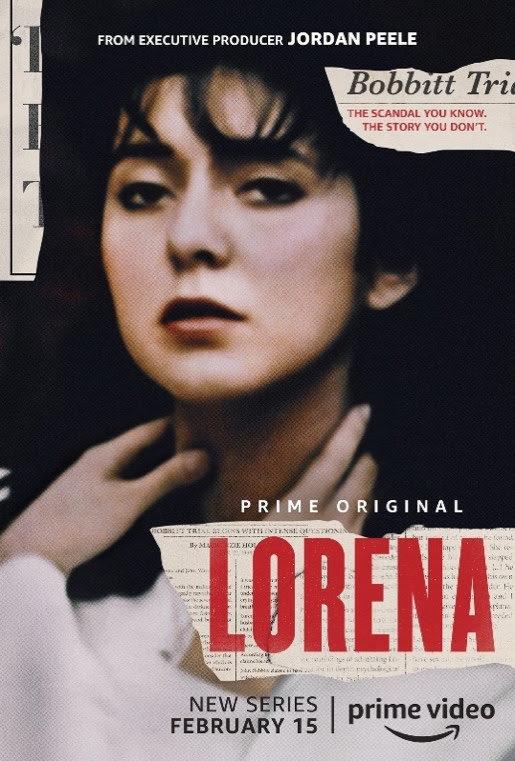 Lorena - locandina Amazon Prime Video