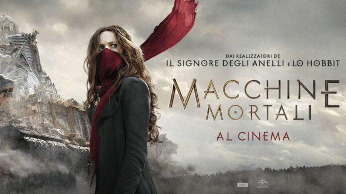 Macchine mortali - banner