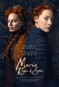 Maria regina di Scozia - locandina
