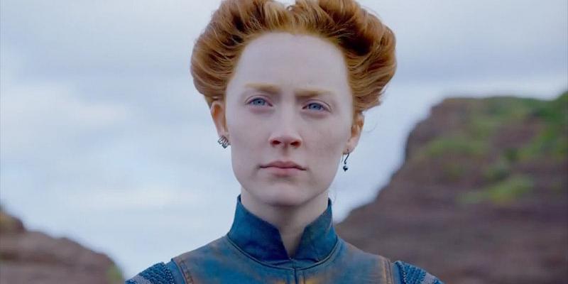 Maria Regina di Scozia: Maria Stuart (Saoirse Ronan) in una scena del film
