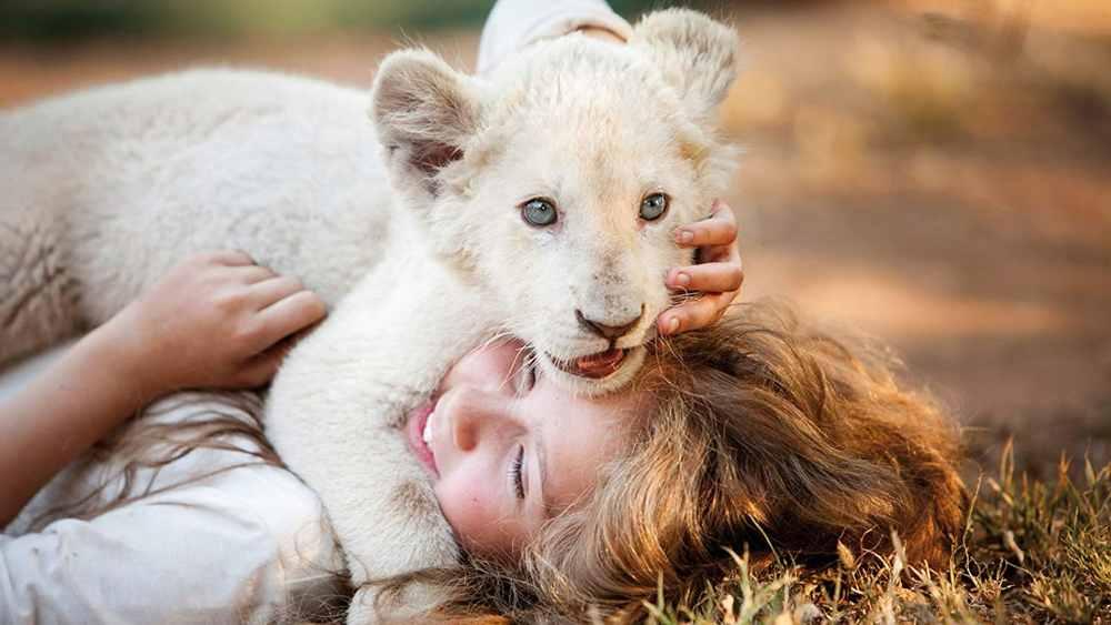 Mia e il leone bianco - Eagle Pictures