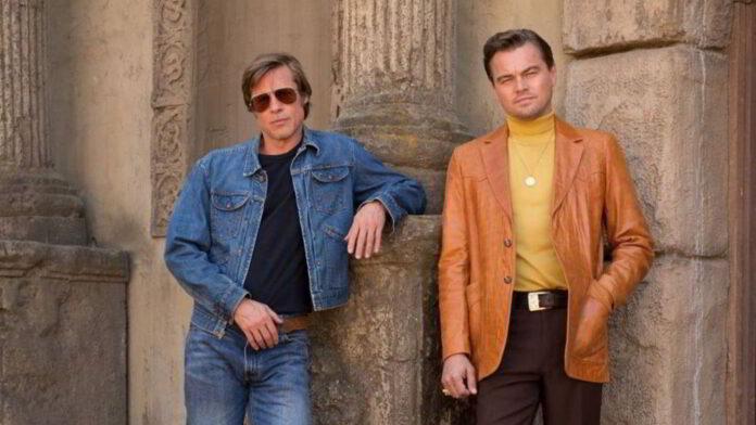 Once Upon a Time in Hollywood - Brad Pitt e Leonardo Di Caprio