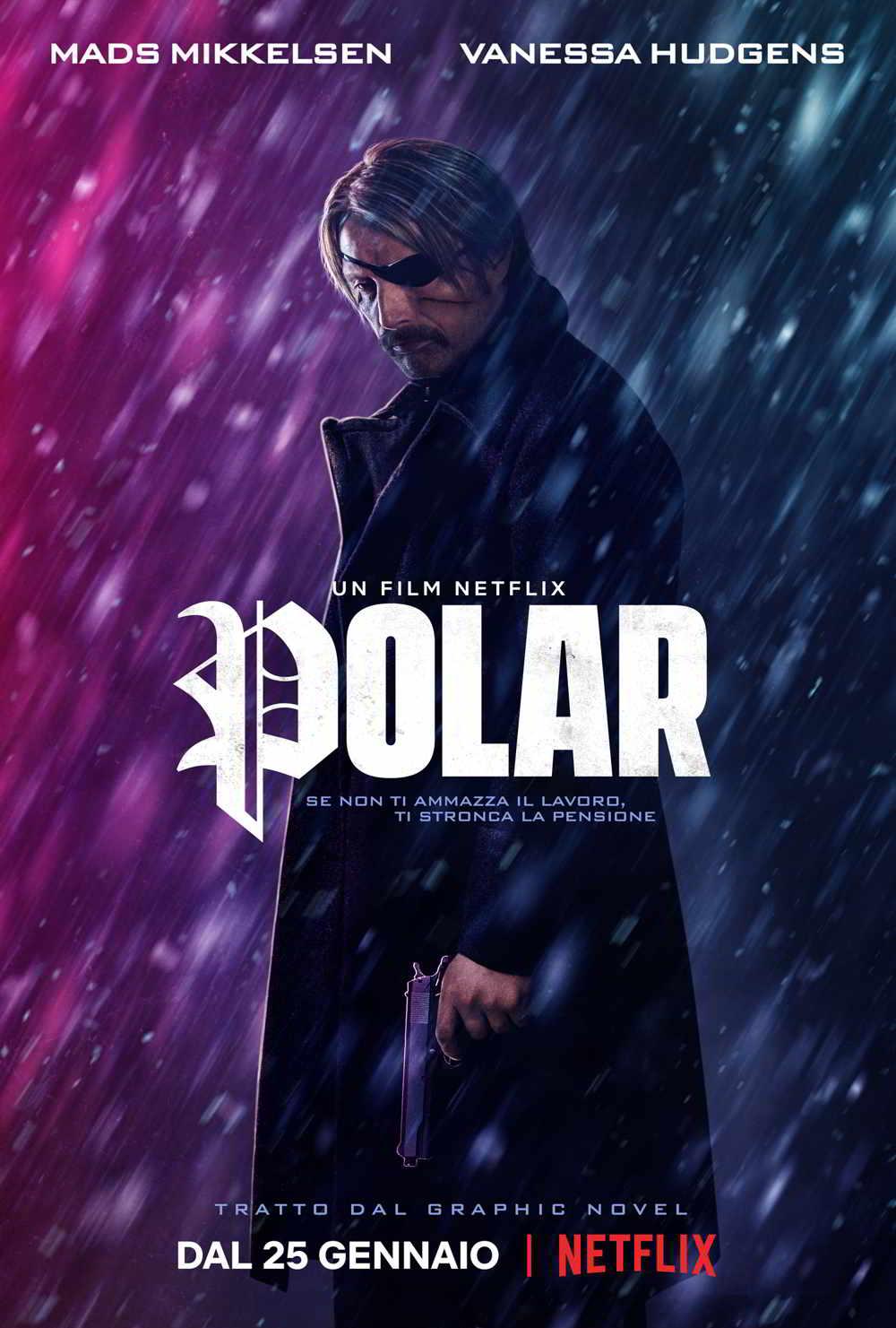 Polar - Locandina