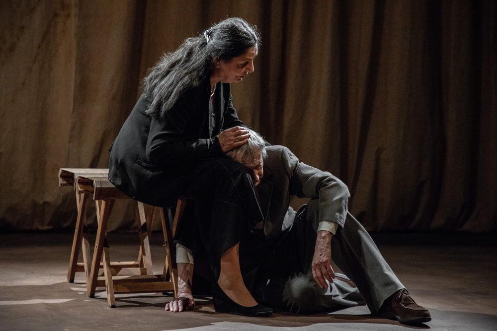 Quasi una vita - scene dal chissàdove - Giovanna Daddi e Dario Marconcini