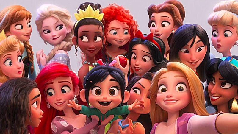Ralph spacca internet: Vanellope conosce le principesse Disney