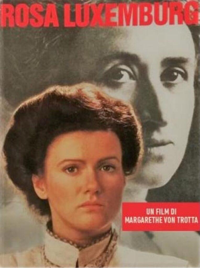 Rosa Luxemburg Locandina