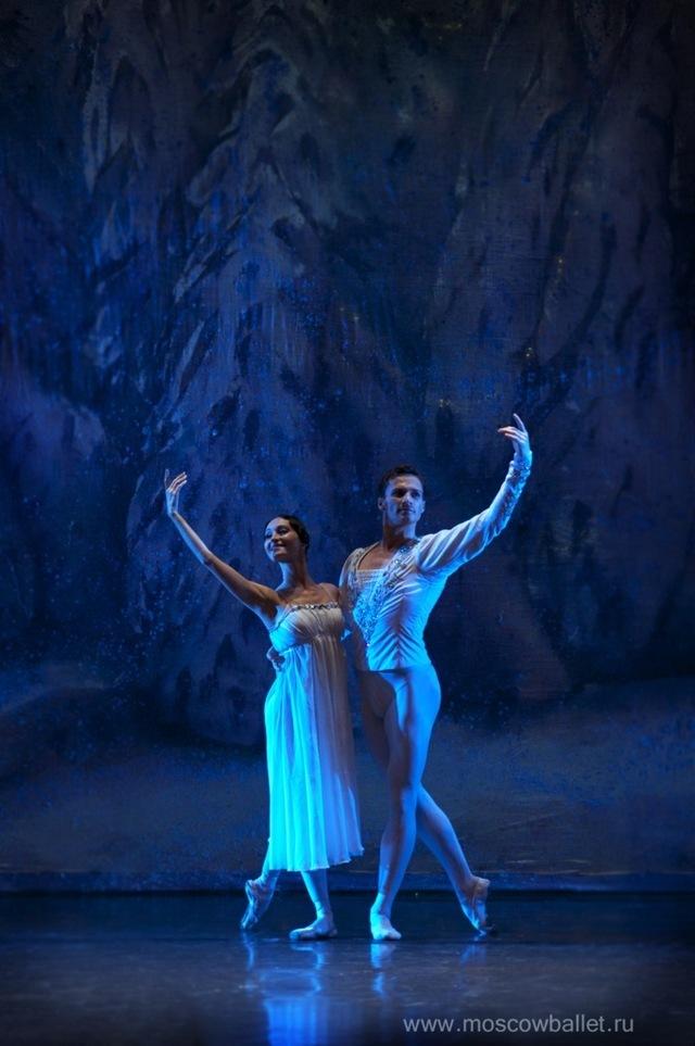 Russian Stars e Moscow State Classical Ballet by Titova - Lo Schiaccianoci (2)