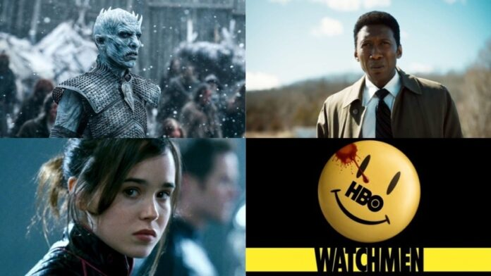 Serie Tv 2019 - Game of Thrones, True Detective 3, The Umbrella Academy, Watchmen