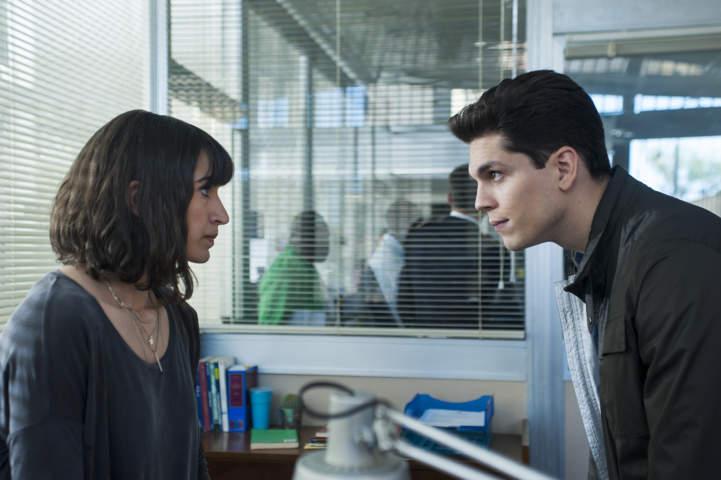 Suburra La Serie 2 - Cristina Pelliccia e Eduardo Valdarnini