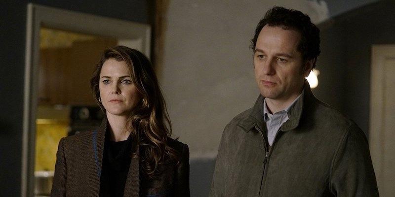 The Americans - Keri Russell e Matthew Rhys