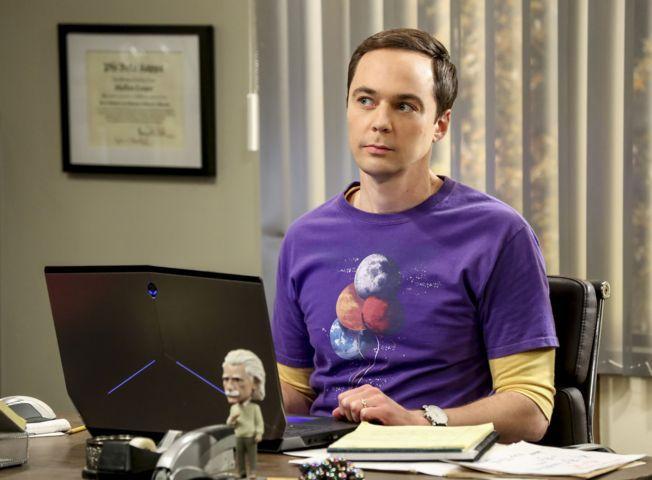 The Big Bang Theory - Sheldon Cooper (Jim Parsons)