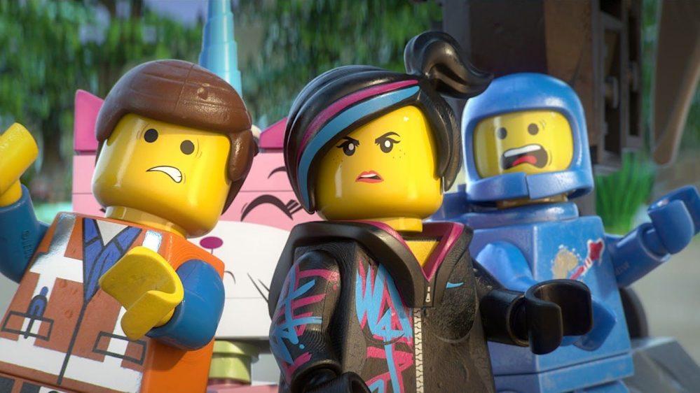 The LEGO Movie 2 – Una Nuova Avventura scena trailer