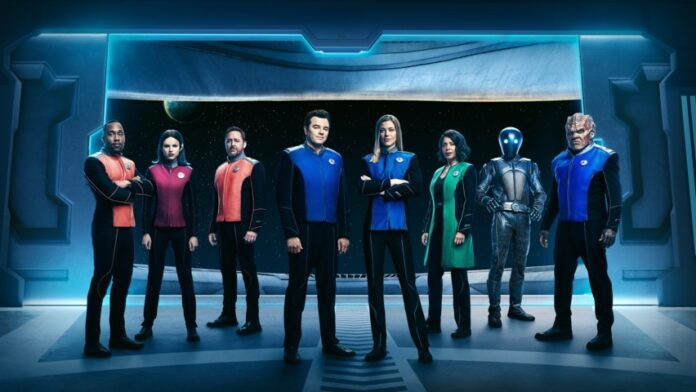 The Orville 2 - cast