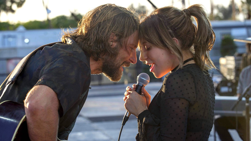 A Star Is Born - Bradley Cooper e Lady Gaga