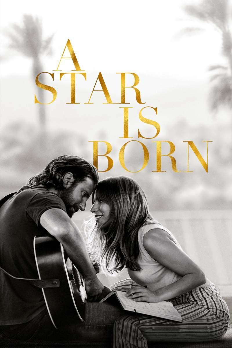 A star is born - locandina Infinity