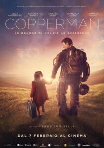 Copperman - locandina
