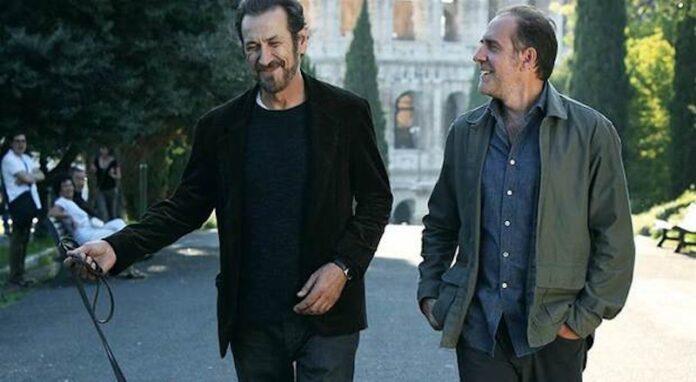 Domani è un altro giorno - Marco Giallini e Valerio Mastandrea