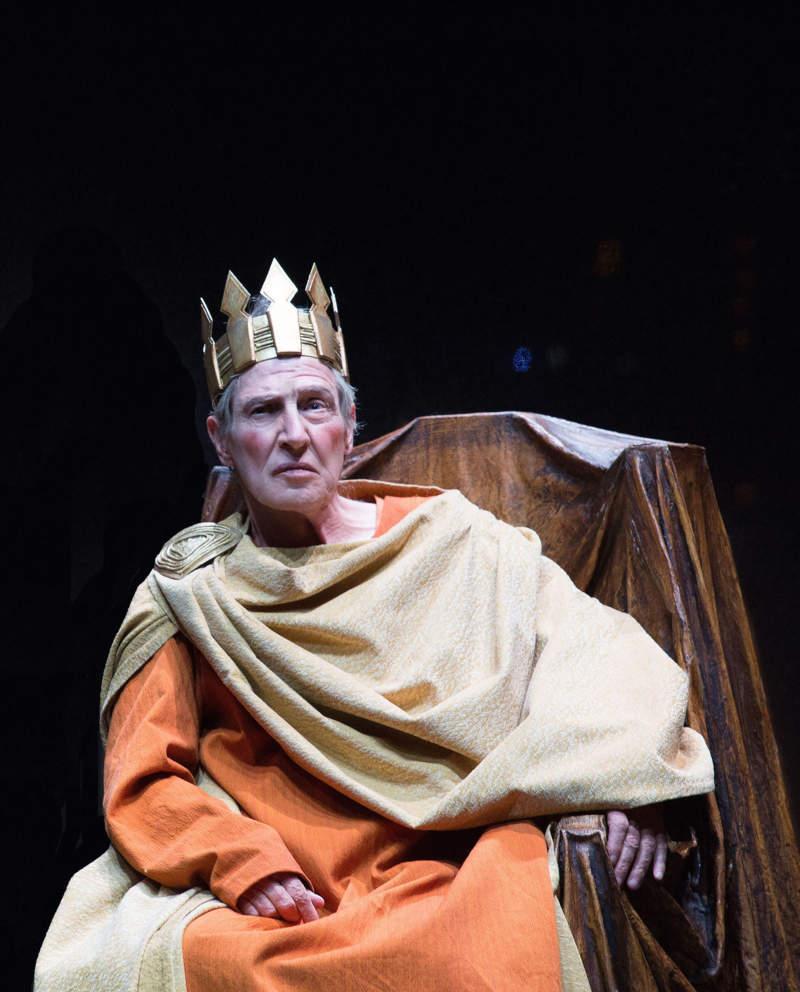Enrico IV - Carlo Cecchi Teatro Argentina