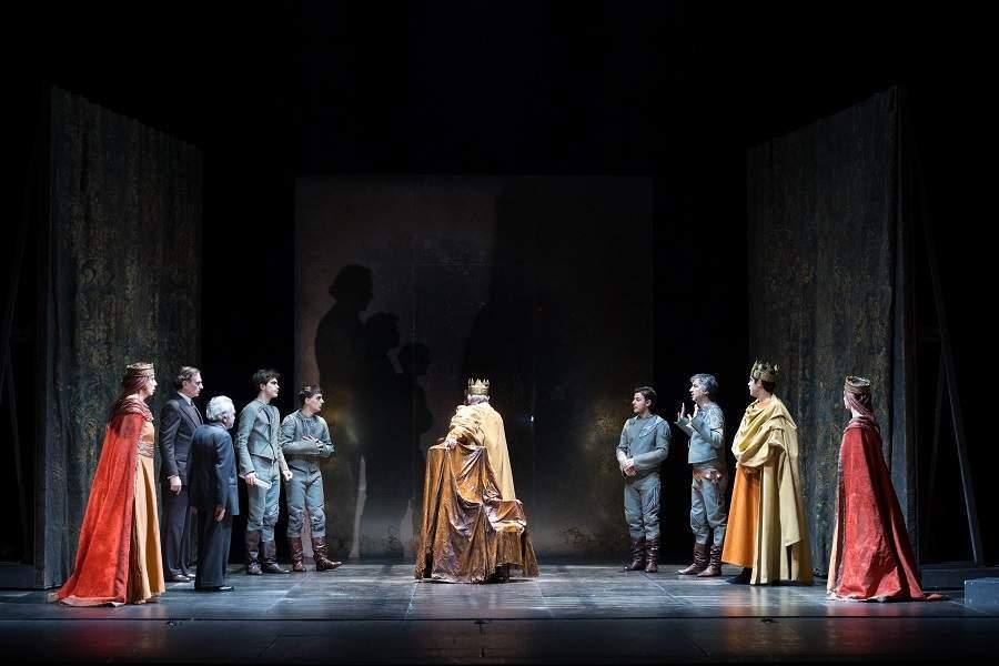 Enrico IV - Teatro Argentina