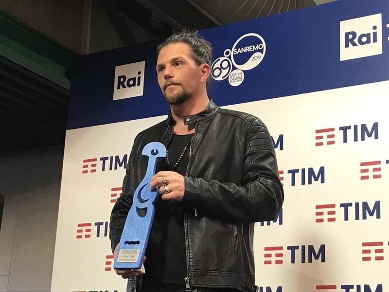 Enrico Nigiotti vince il Premio Lunezia 2019