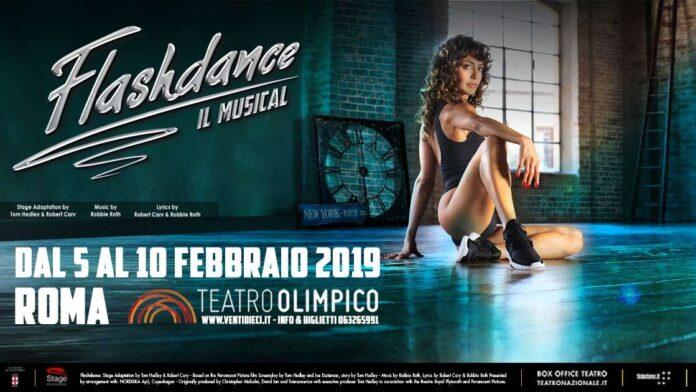 Flashdance il Musical - banner