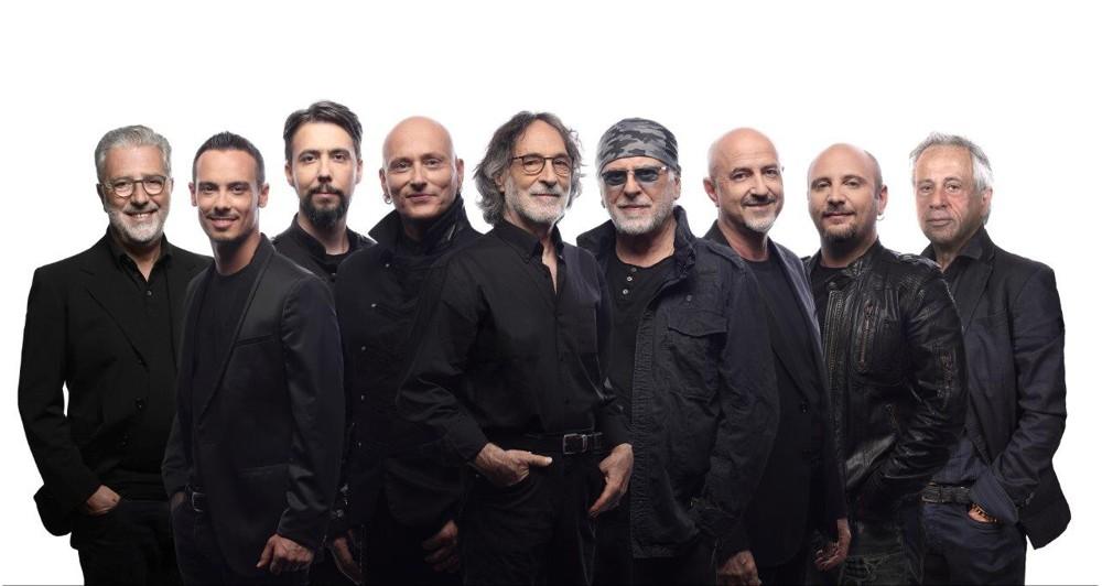 Foto musicisti PFM canta De André Anniversary_ crediti Orazio Truglio