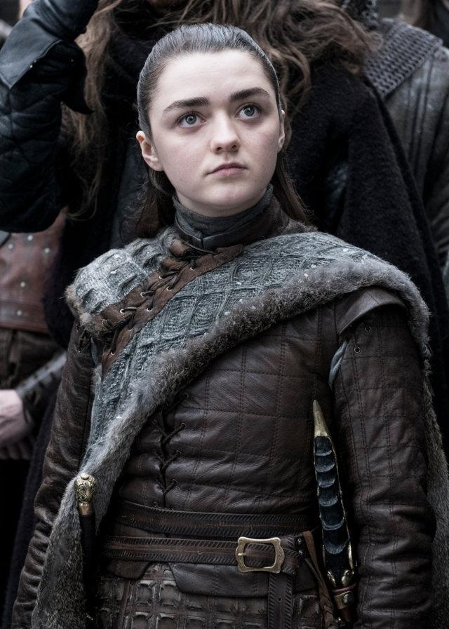 Game of Thrones 8 - Arya (Maisie Williams)
