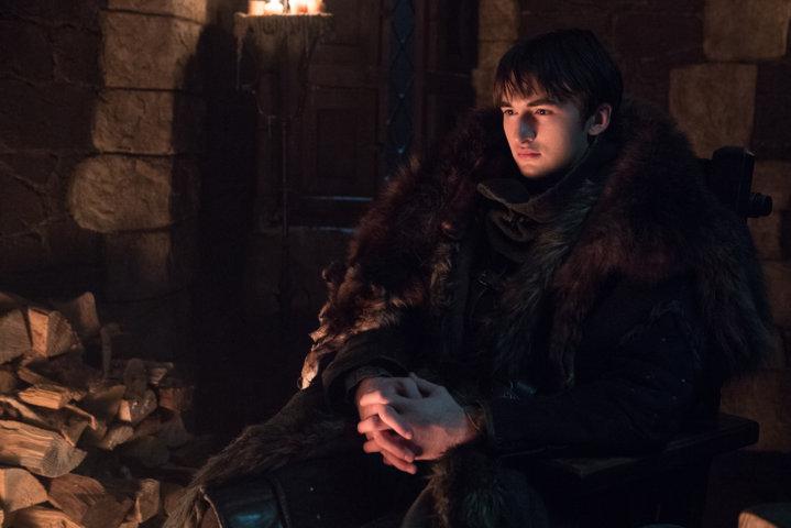 Game of Thrones 8 - Bran (Isaac Hempstead-Wright)