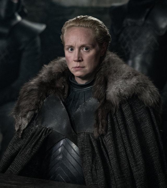 Game of Thrones 8 - Brienne (Gwendoline Christie)